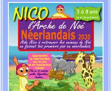 CD-Rom NICO anglais 5-8 ans : l'Arche de Noé